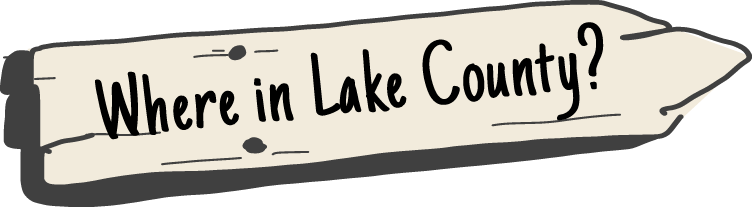 Where in Lake County?